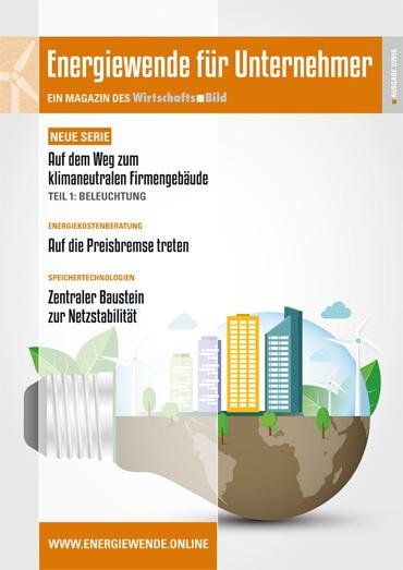 Energiewende für Unternehmer 02/2016